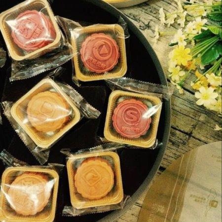 中秋节月饼盒 立胜月饼包装厂