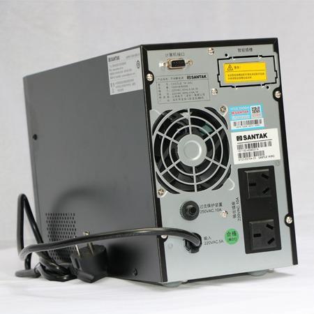 四川山特C1K 标机 内置2PCS电池 ups电源厂家 成都ups电源不间断