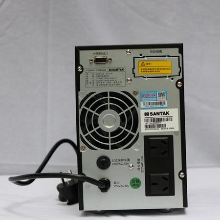 科华ups电源 四川山特C1K 标机 内置2PCS电池 ups电源