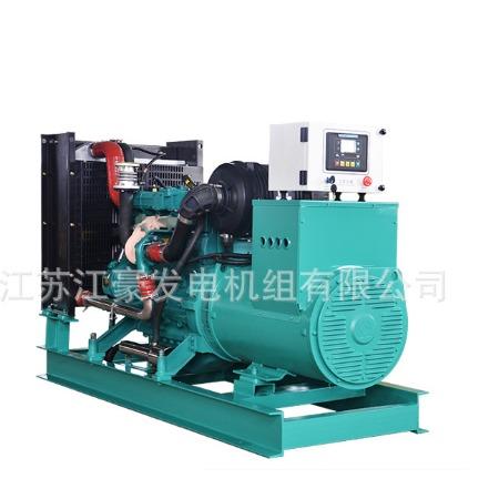 280KW 康明斯6LTAA9.5-G1配上海恒声柴油发电机组