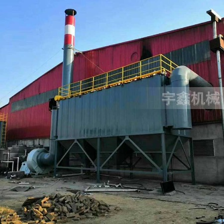 脉冲布袋除尘器 锅炉烟气净化除尘 脉冲袋式环保机 环保达标设备 厂家直销