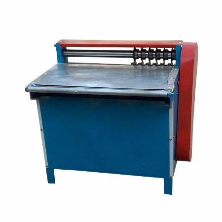 国利机械全自动地毯皮革分条机 EVA分条机 小型分条机 人造革切条机 切丝机