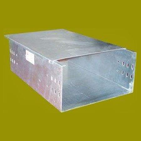 厂家直销热浸锌桥架 按需定制 各种桥架 全铝家具型材-南铝电气