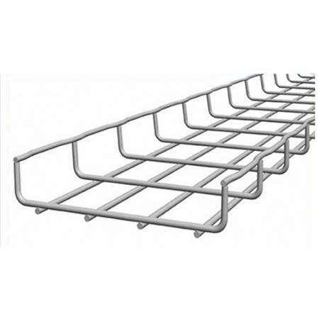 厂家直销直丝网格桥架 按需定制 各种桥架 全铝家具型材-南铝电气
