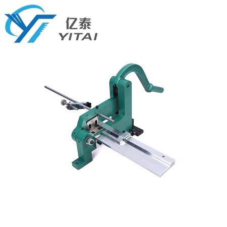印刷刀模单鹰嘴切刀机 平切刀片截断刀模模切机 手工刀模器材