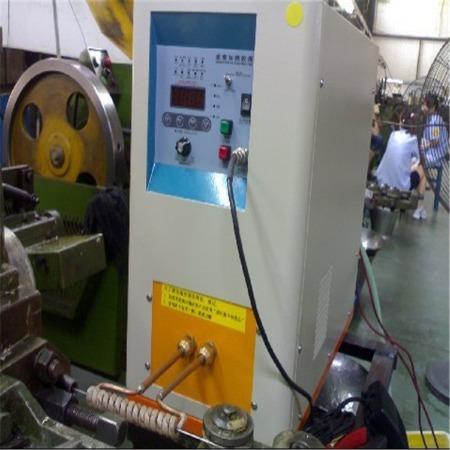 超高频焊机 JX-6KW精密 高频感应焊机 超高频 铜加热机淬火工艺加工 钎焊加工设备 加热
