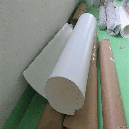 供应 正品白色耐腐蚀四氟板 耐酸碱PTFE板 聚四氟乙烯板 车削板