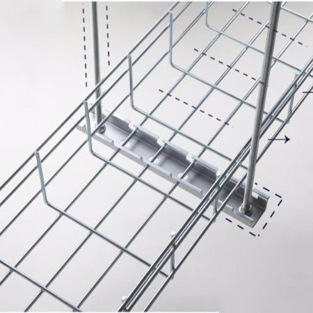 定制直丝网格桥架 厂家直销按需定制 各种桥架 全铝家具型材-南铝电气