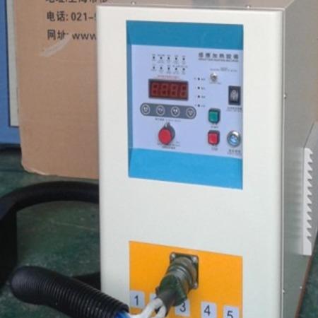 超高频焊机 铜加热机淬火工艺加工 钎焊加工设备 加热 JX-6KW精密 高频感应焊机 超高频
