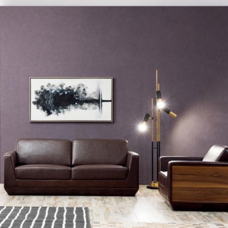柜都家具南京办公沙发休闲现代简约会客接待休息区异形创意沙发组合