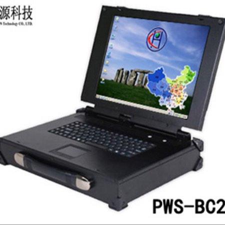 宝创源15.6寸双宽屏加固式便携工控机PWS-BC2515WD