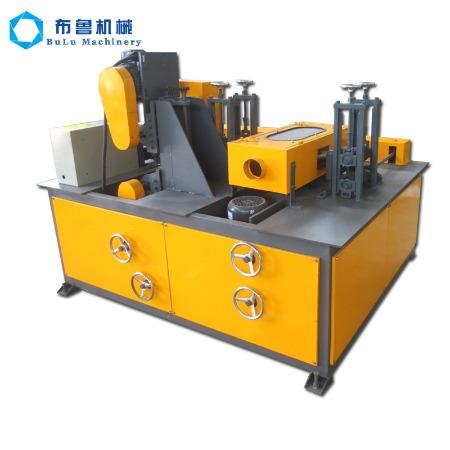 布鲁机械 方管抛光机  圆管抛光机  异形定制机