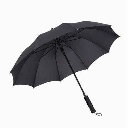中礼礼业  商务直杆伞定制 广告雨伞 定制高尔夫伞 直杆伞价格 长把伞