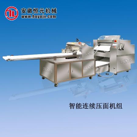 恒元HY-320型智能连续压面机组 商用压面机 压面机 自动压面机