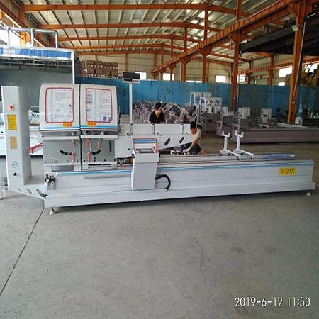 济南威赫数控 雕刻机系列产品 铝幕墙加工设备  断桥铝门窗设备