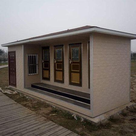 河南移动厕所厂家直销 移动环保厕所 移动厕所
