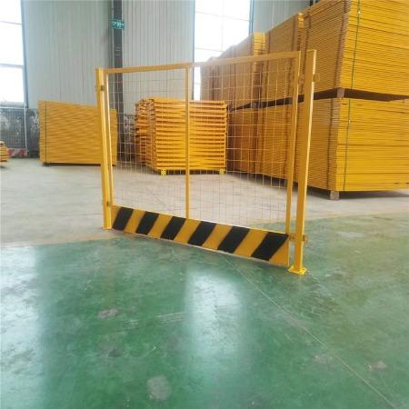 【基坑围栏】 安全警示临边防护栏 建筑深基坑护栏 来图定制