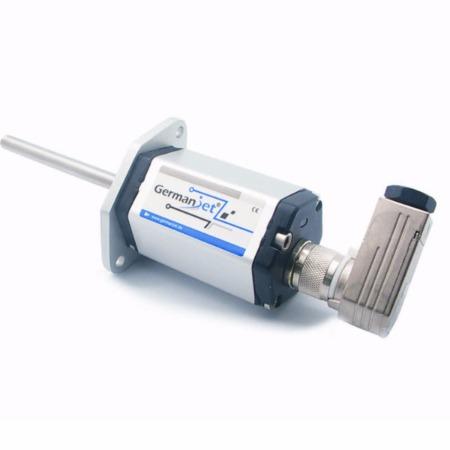 Germanjet121系列数码电压/电流输出壁厚控制伺服油缸专用磁致伸缩位移传感器