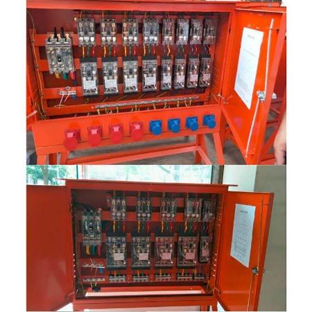 工地临时用电二级配电箱