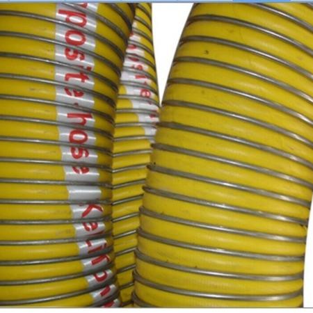 耐正负压复合油管 输油泵配套软管 DN25-50-80-200复合软管船用输送