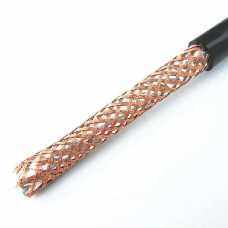 RVVP2*0.75 铜芯屏蔽软护套线
