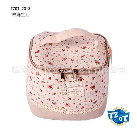 2014新款上市zakka布艺收纳多功能收纳包旅行包化妆包