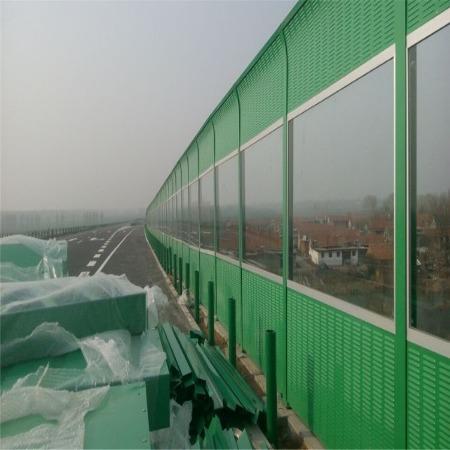 安康道路隔声屏障 安康冷却塔围挡声屏障 西安声屏障厂家批发