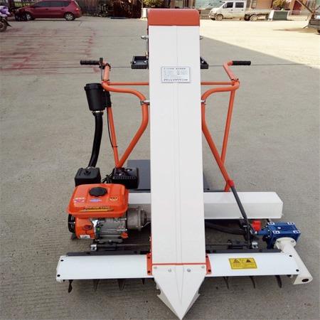 全自动自走式玉米颗粒物装袋机高效率家用吸粮机