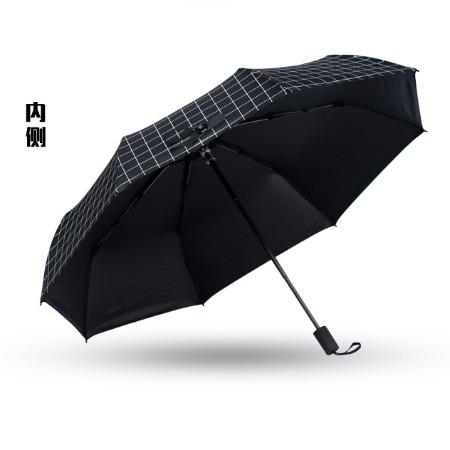 三折折叠伞 三折伞 防晒晴雨伞 防紫外线伞 广告雨伞