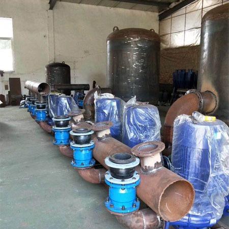 厂家供应 地热井供暖设备
