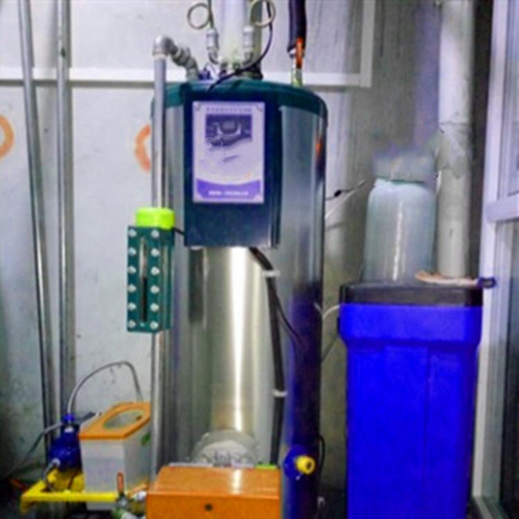 产蒸汽快 100kg蒸汽发生器 利雅路锅炉 生物质颗粒蒸汽发生器专业厂家