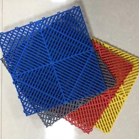 山东拼接格栅 高分子塑料拼接格栅 洗车房专用