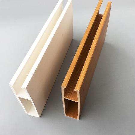生态木厂家直销_生态木吊顶材料_易安装防潮环保新型材料