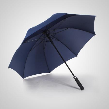 北京全自动直柄伞 高尔夫伞 长把伞 全自动伞定制 广告雨伞