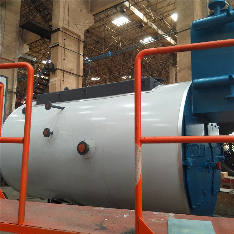 行业品牌 10吨燃气供暖锅炉 利雅路锅炉 CWNS型全自动燃气供暖锅炉