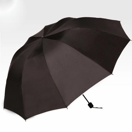 山东速干伞 折叠伞定制 防紫外线伞 广告雨伞 三折伞