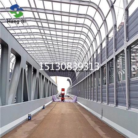 航斯高速公路声屏障 高速公路声屏障生产厂家