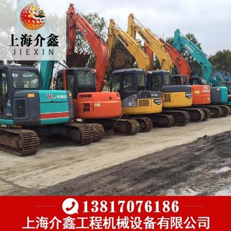 上海Jiexin/介鑫 热销小型挖掘机农用果园家用建设迷你二手挖掘机 微型工程用挖土机