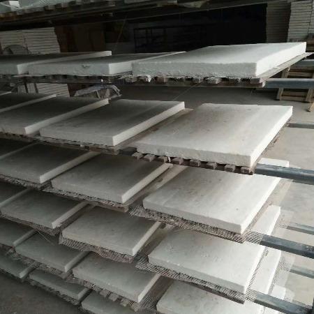 厂家直销 高纯型耐火陶瓷纤维板 硅酸铝纤维防火保温隔热板