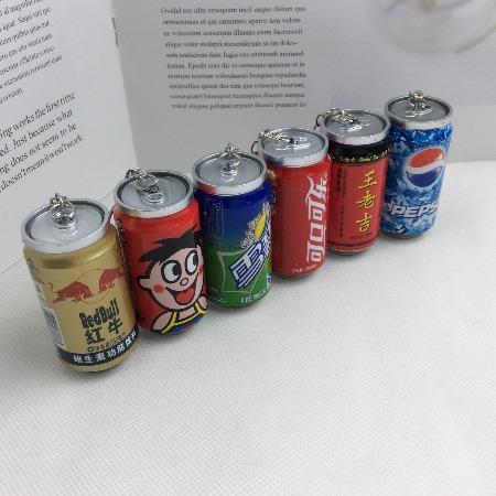 工厂直销创意文具王老吉瓶子笔可乐雪碧胶囊笔伸缩笔易拉罐饮料笔