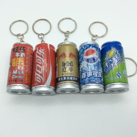 韩国创意文具伸缩饮料笔 迷你仿真易拉罐圆珠笔促销学生趣味礼品