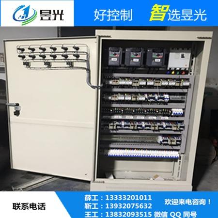 可定制  变频柜  工变频控制柜   4KW一拖二  水泵控制柜  变频控制柜生产厂 JL