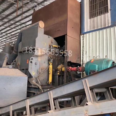 二手废钢破碎机转让 小型旧废钢破碎机报价