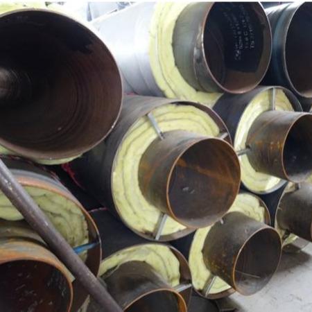 聚氨酯外护硬质保温管价格 聚氨酯直埋保温管厂家 架空式防腐保温管道施工