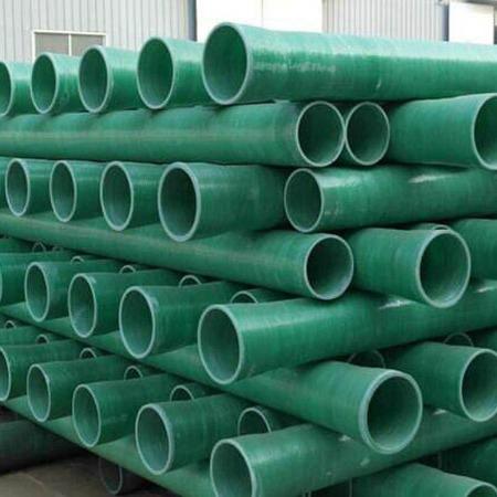 轩驰牌玻璃钢管厂家山东青岛DN150*5玻璃钢夹砂管价格