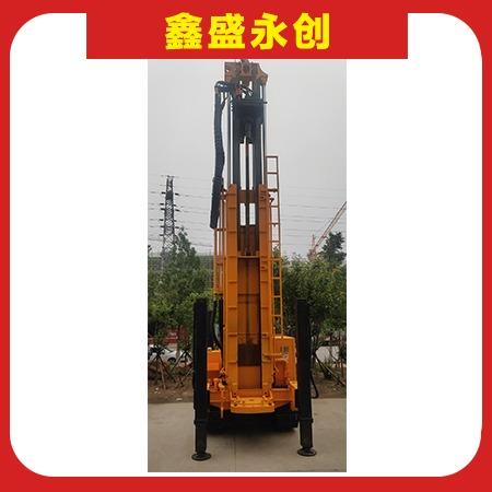 水井钻机 液压轮式 水井钻机 自行式水井钻机
