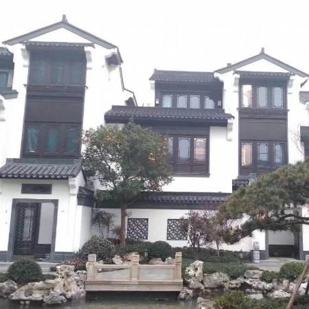 邵阳市 仿古门窗 新中式 复古铝合金门窗厂家 做工精细