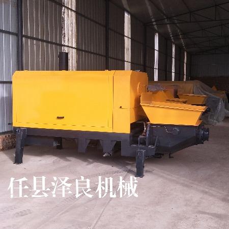 产品定制灌浆细石泵水泥砂浆输送泵 供应细石混凝土输送泵