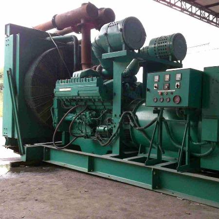 浙江杭州燃煤发电机组回收、杭州发电机回收公司