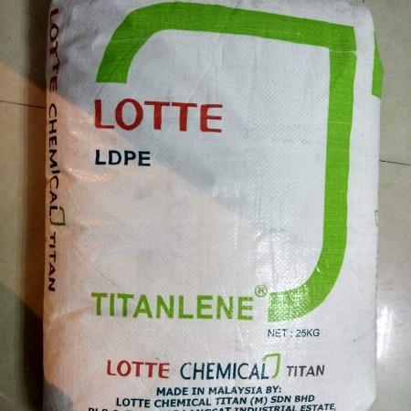 加工薄膜LDPE 马来西亚大藤 LDF-260GG 良好的加工性
